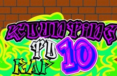Counting to 10 Rap