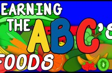Learn the ABCs with Foods
