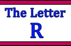 The Letter R Songs