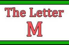 The Letter M Songs