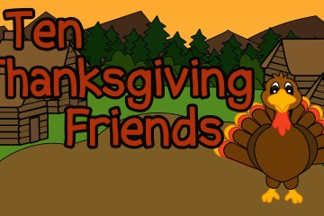 10 Thanksgiving Friends