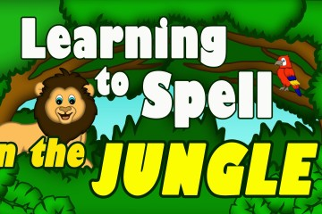 Learning to Spell in the Jungle