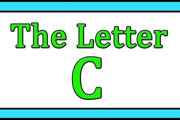The Letter C Songs