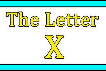 The Letter X Songs