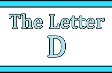 The Letter D Songs