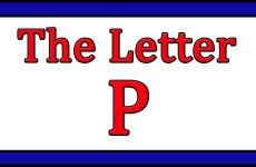 The Letter P Songs
