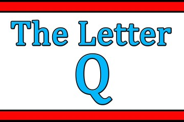The Letter Q Songs