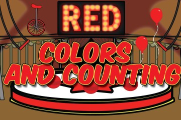 Colors and Counting Red