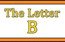 The Letter B Songs