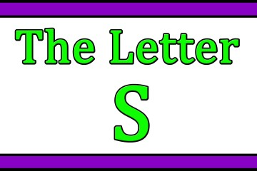 The Letter S Songs