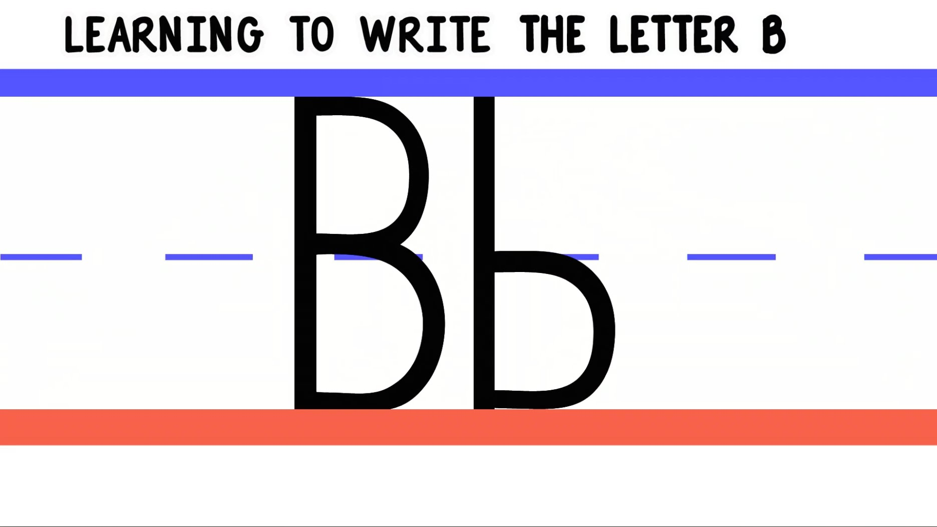 how to write a letter to the editor letter b practice handwriting downloads 123abc tv 22436 | 1138