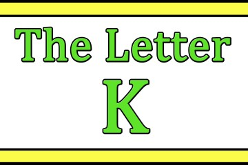 The Letter K Songs