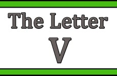 The Letter V Songs