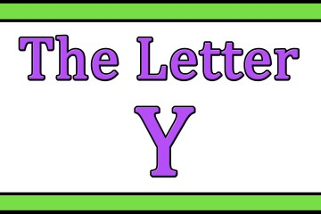 The Letter Y Songs