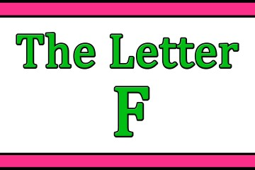 The Letter F Songs