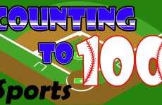 Counting to 100 Sports Theme