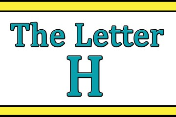 The Letter H Songs