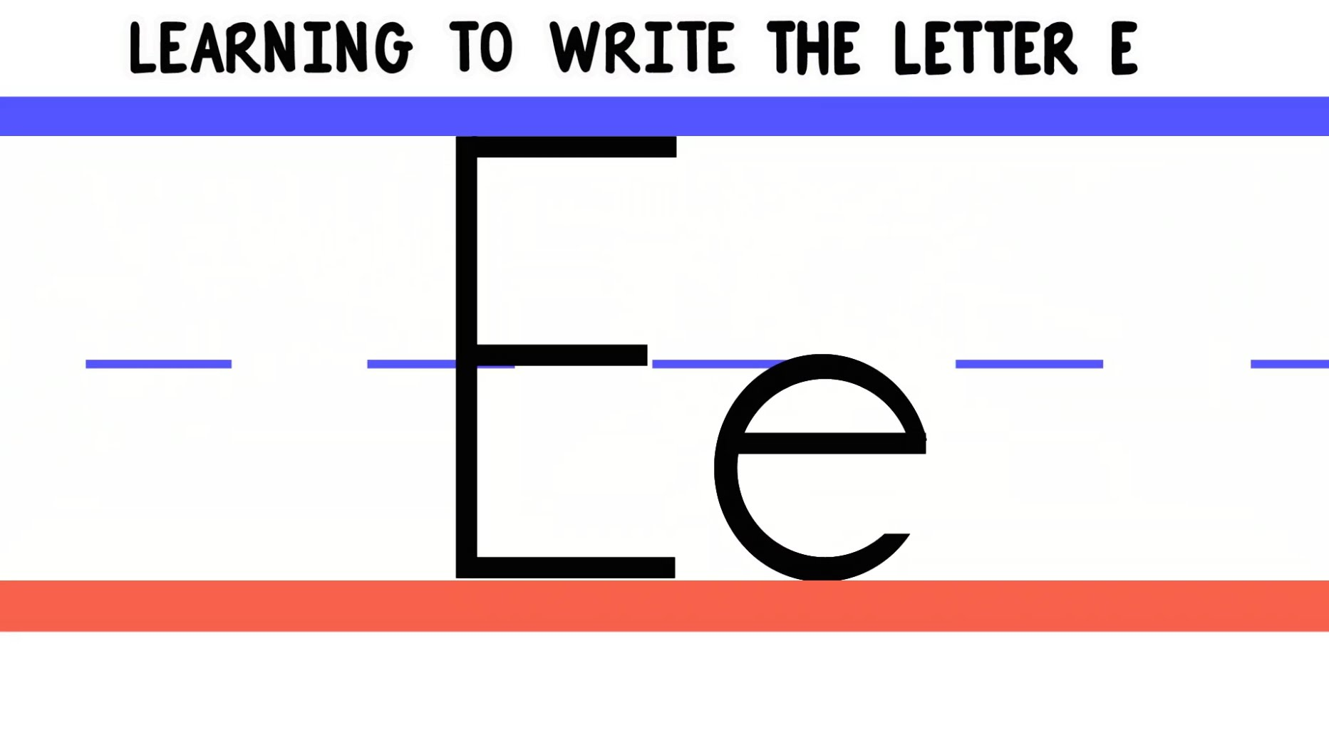 Songs To Learn How To Write Letters