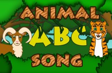 ABC ANIMALS SONG