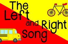 LEFT AND RIGHT SONG