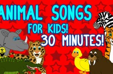 Kids Animal Songs