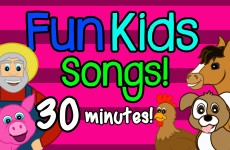 FUN KIDS SONGS