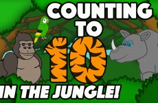 Animal Counting Song Counting to 10