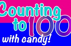 Count to 100 with Candy