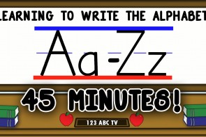 How to Write Letters A-Z