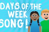 Learn the 7 Days of the Week Song for Kids