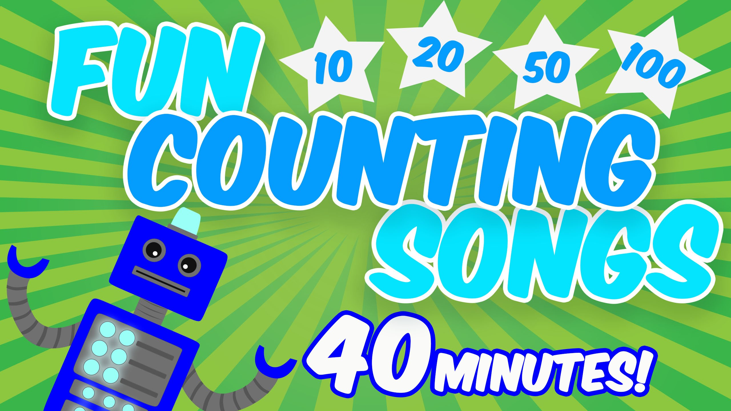Fun Counting Songs for Kids – Counting Videos for Preschool and ...
