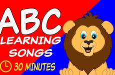 ABC Learning Videos for Kids - 30 minutes Kids Songs - Best ABC Educational Videos for Children